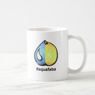 Mug hashtag d'aquafaba