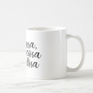 Mug Hautaine, précieuse et fière