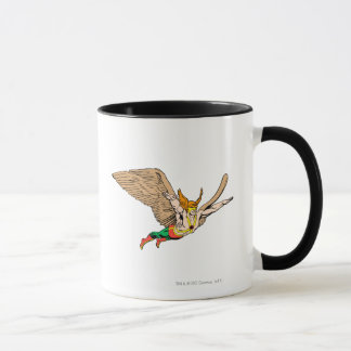 Mug Hawkman vole