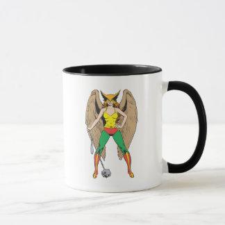 Mug Hawkwoman