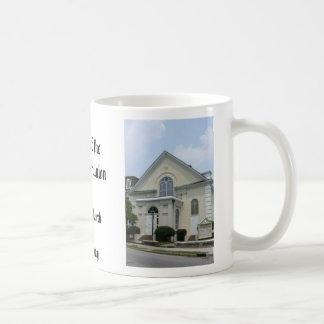 Mug hc, hc, église theHoly de CommunionCharleston, Sc