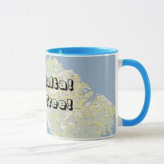 Mug Hé, Malte ! Obtenez un arbre !