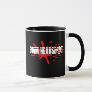 Mug Headshot   de boom