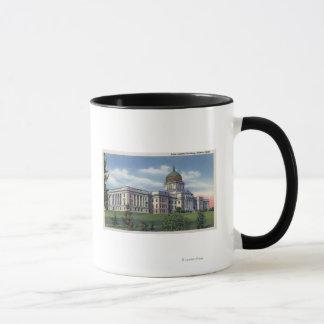 Mug Helena, Montana - vue de bâtiment de capitol
