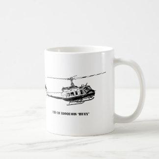 Mug Hélicoptère d'Iroquois d'UH-1H