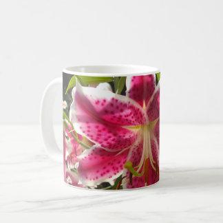 Mug Hémérocalle rose