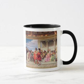 Mug Hémicycle : Artistes de tous les âges, coordonnée