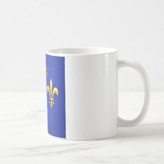 Mug Héraldique de Jeanne d'Arc Jeanne D'Arc