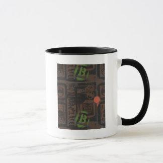 Mug Héros de rue de Batman - 2 - vert/motif de Brown