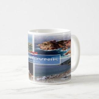 Mug Heure Croatie - Dubrovnik -