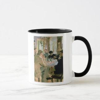 Mug Heure du déjeuner, 1883