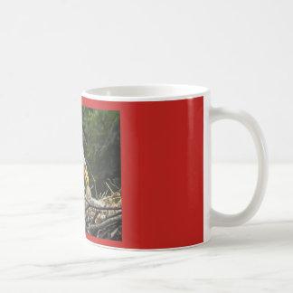 Mug Heure du repas d'aiglon