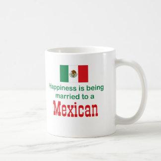 Mug Heureusement marié à un Mexicain