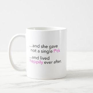 Mug Heureusement pour toujours