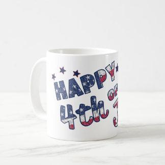 Mug Heureux 4 juillet