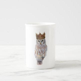 Mug Hibou royal #1