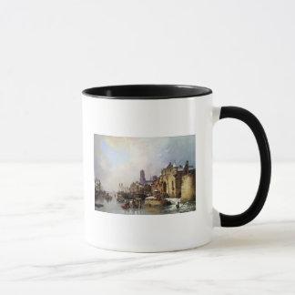 Mug Hiver dans Konigsberg