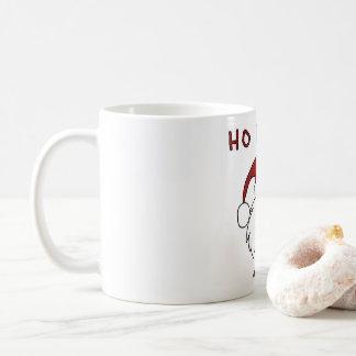 Mug HO HO HO et une bouteille de rhum !