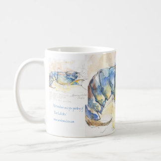 Mug Homard bleu