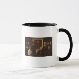 Mug Hommage à Delacroix, 1864