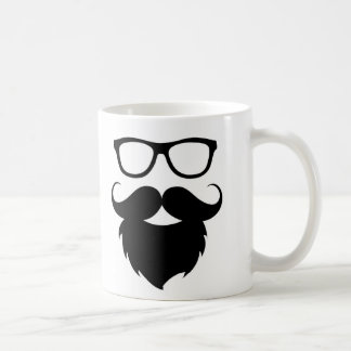Mug Homme drôle adulte de barbe