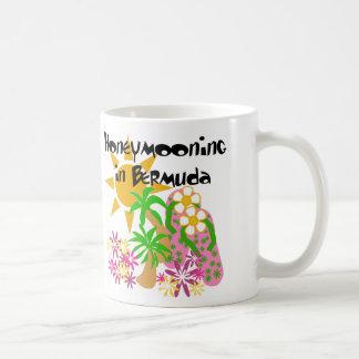 Mug Honeymooning en Bermudes