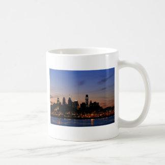 Mug Horizon de Philadelphie au crépuscule
