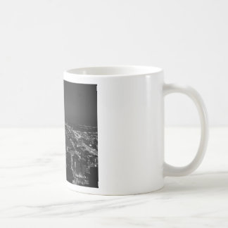 Mug Horizon noir et blanc de Philadelphie