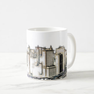 Mug Horizon urbain de New York