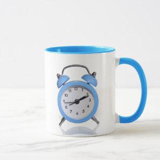 Mug horloge-matin d'alarme