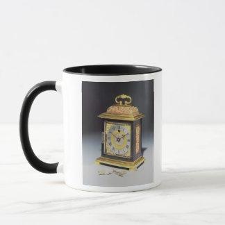 Mug Horloge miniature de parenthèse