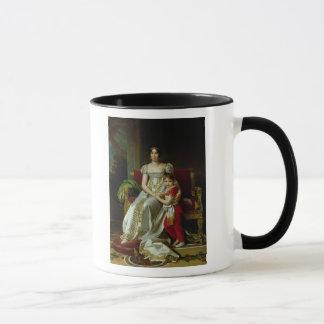 Mug Hortense de Beauharnais et son fils