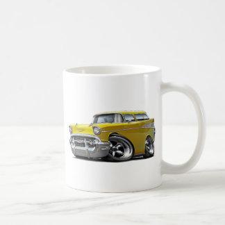 Mug Hot rod 1957 de jaune de nomade de Chevy