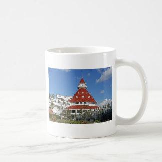 Mug Hôtel Del Coronado de plage