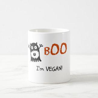 Mug Huez-moi suis végétalien !