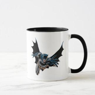 Mug Hurlements et mouvements brusques de Batman