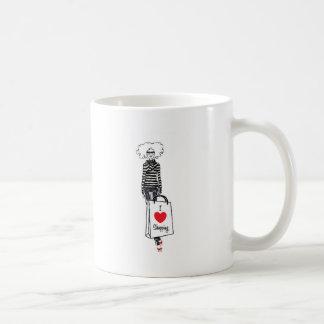 Mug I achats de coeur