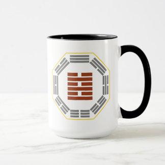 """Mug I Chi de Chi du Hexagram 63 de Ching """"à la fin """""""