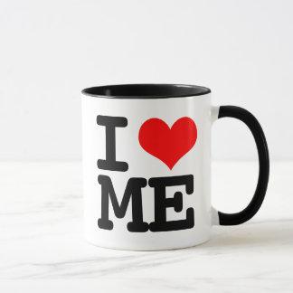 Mug I coeur je