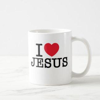 Mug I coeur Jésus