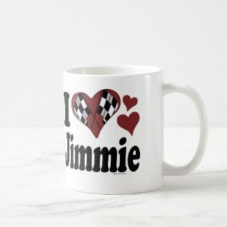 Mug I coeur Jimmy