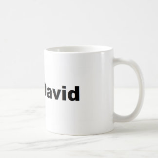 Mug I ♥ David