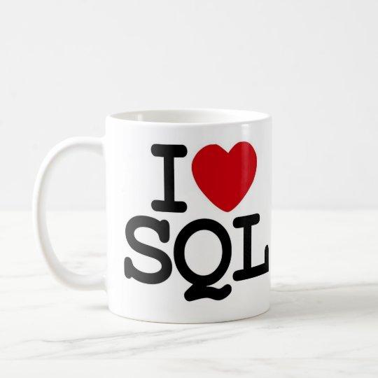 Mug I_heart_SQL