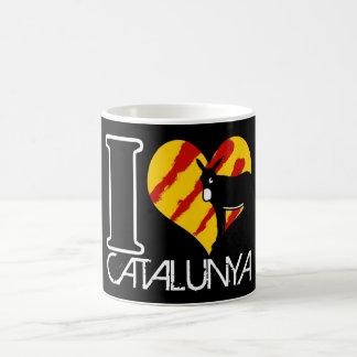 Mug I Love Catalunya