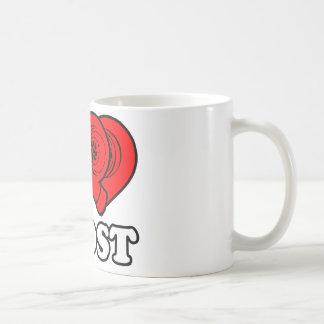 Mug I poussée de coeur