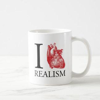 Mug I réalisme de coeur