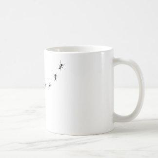 Mug icône de traînée de fourmi