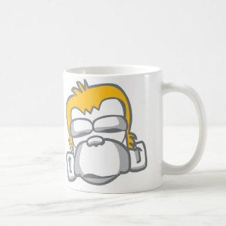 Mug Icône mauvaise de singe