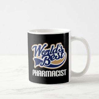 Mug Idée de cadeau pour le pharmacien (mondes