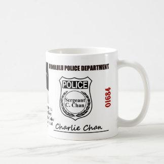 Mug Identification de police de Charlie Chan